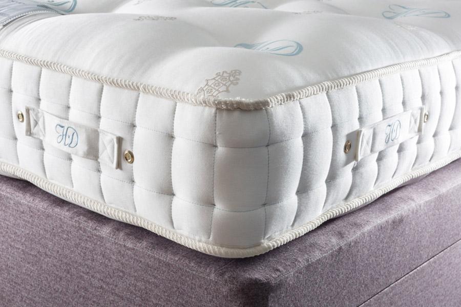 Hilary Devey diamond-luxe-mattress