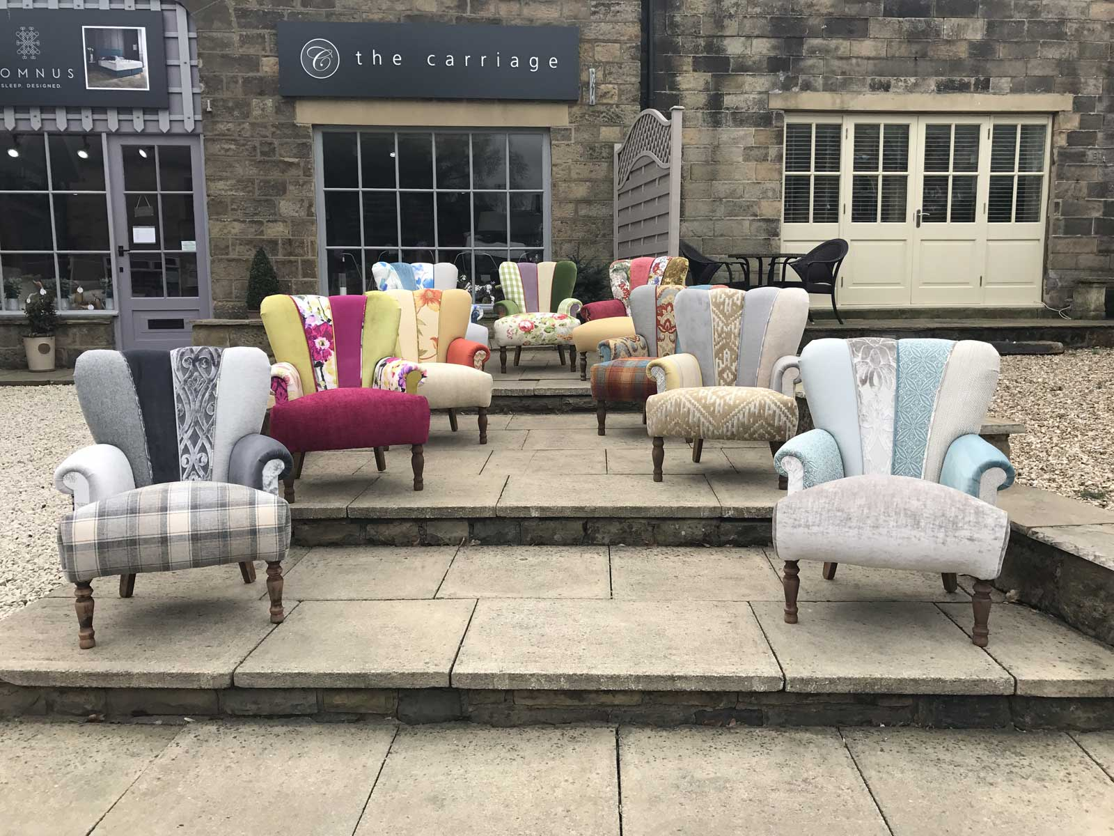 Harlequin Chairs