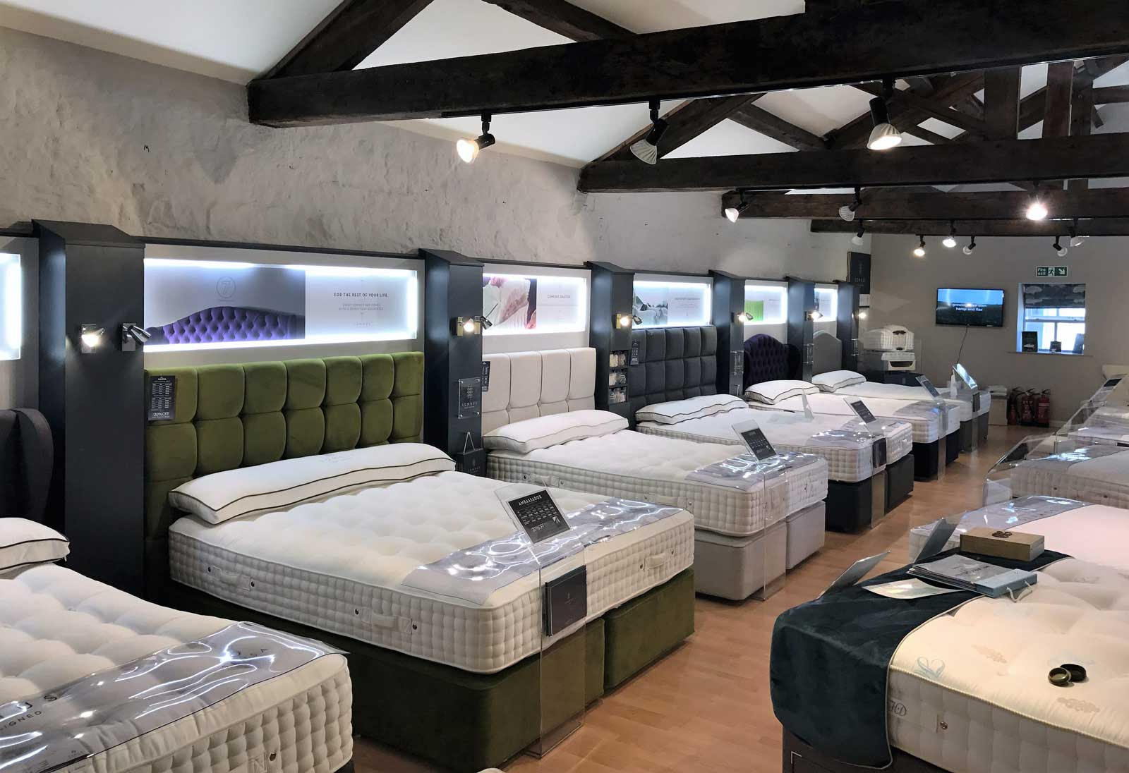 Ilkley Beds Showroom
