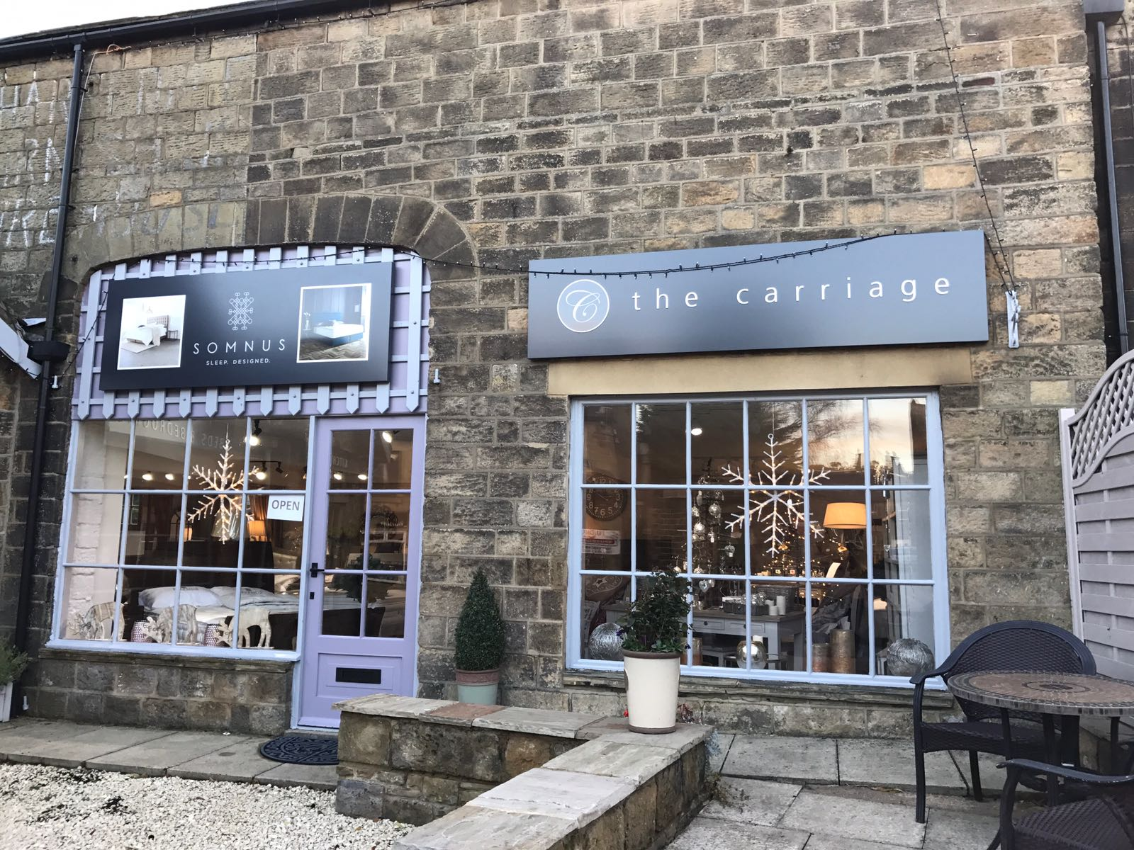 Ilkley Beds, The Carriage, Burley