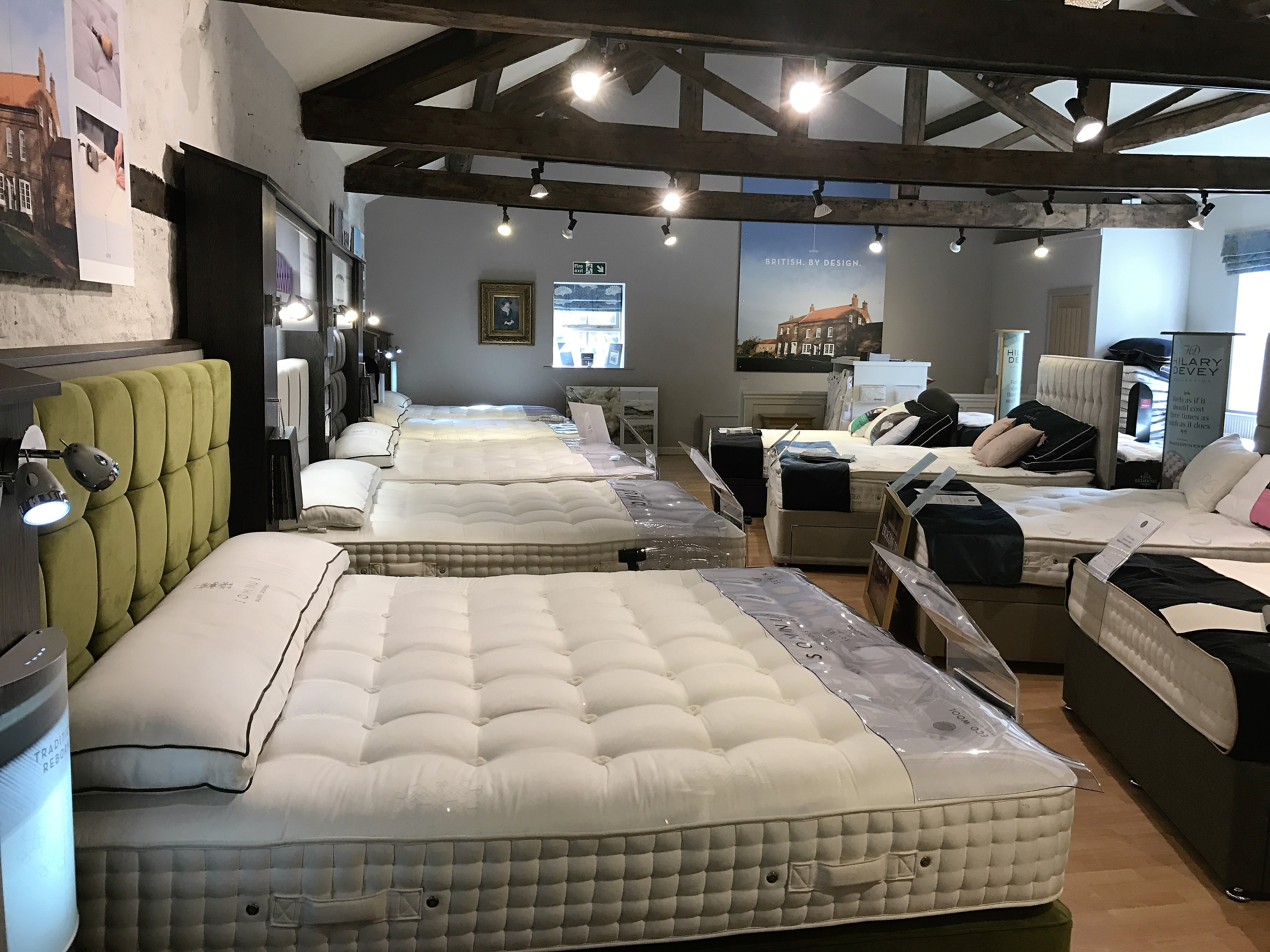 Bed Showroom At The Carriage