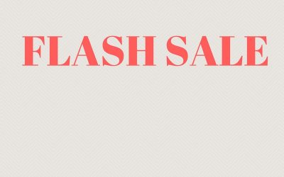 Flash Sale at the Carriage