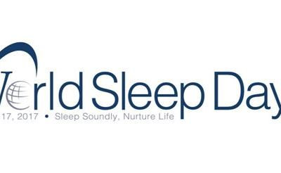Today is World Sleep Day