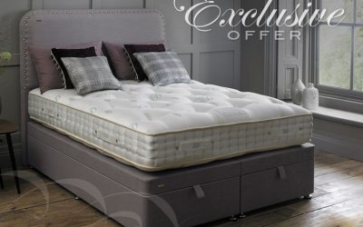 Hilary Devey Mattress Offer