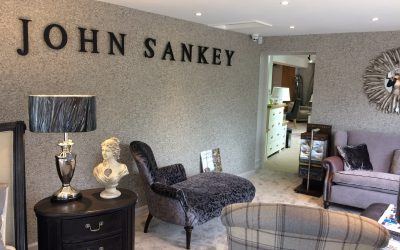 Our New John Sankey Showroom