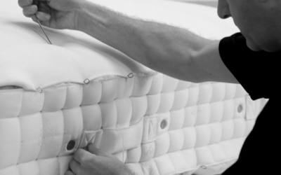 Meet the Craftsman 8th July 2017 – See how a Somnus Bed is Made