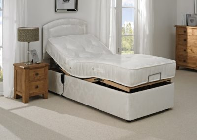 MiBed Aztec Base and Mattress, Adjustable Bed