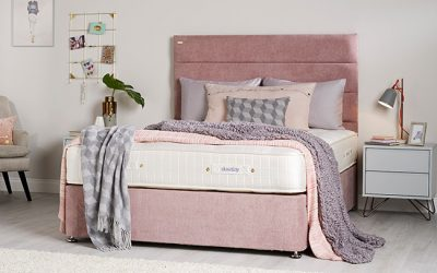 Enjoy 20% off all Duvalay and Hilary Devey Beds