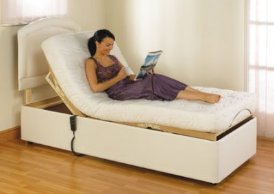 MiBed Panama Base and Mattress – Adjustable Bed