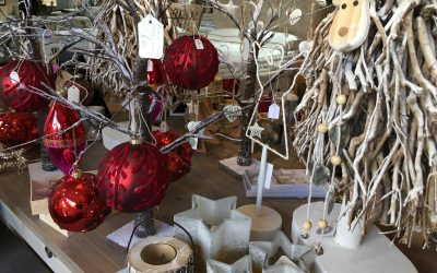 Christmas Gifts and Decorations at The Carriage