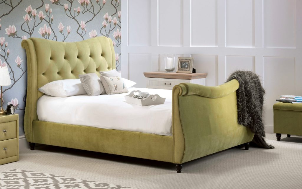 Hestia Opus Bed Frame The Carriage